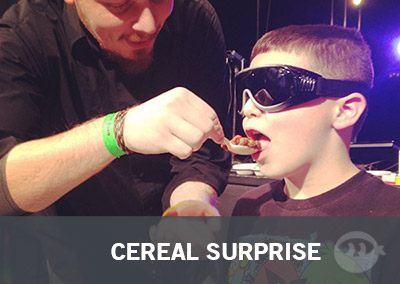 Cereal Surprise