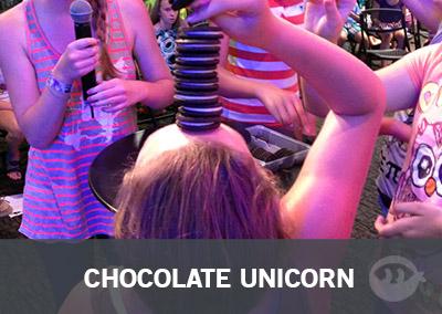 Chocolate Unicorn