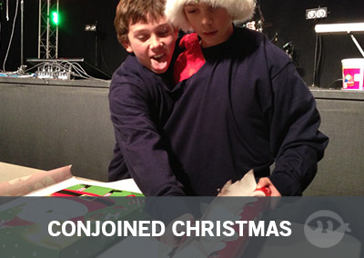 Conjoined Christmas