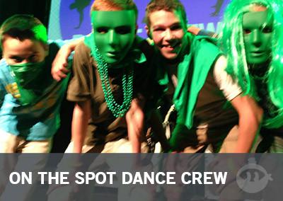 On The Spot Dance Crew