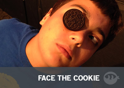 Face The Cookie