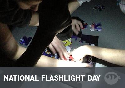National Flashlight Day