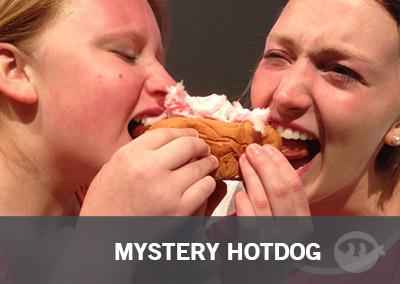 Mystery Hotdog