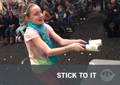 Stick To It