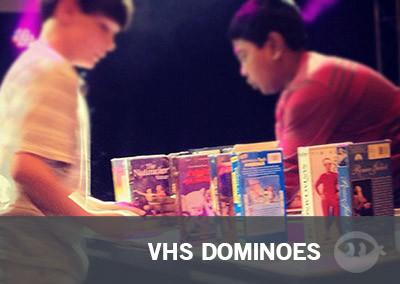 VHS Dominoes
