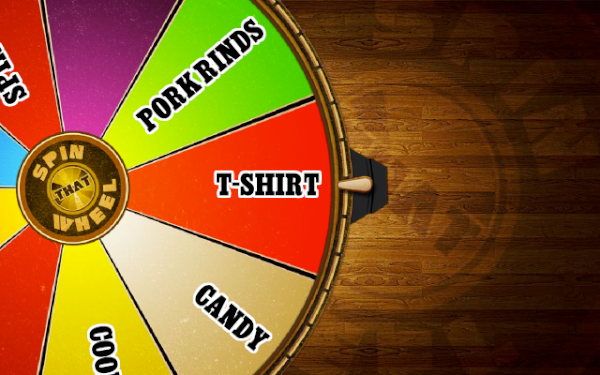 spin the wheel games online