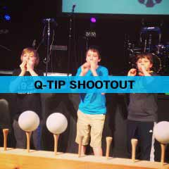 Q-Tip Shootout
