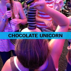 Chocolate Unicorn