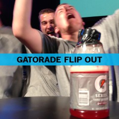 Gatorade Flip Out