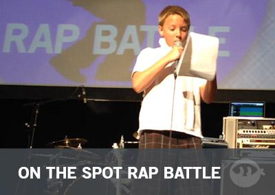 On The Spot Rap Battle