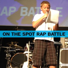 On The Spot Rap Battle