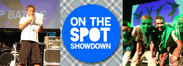 On The Spot Showdowns