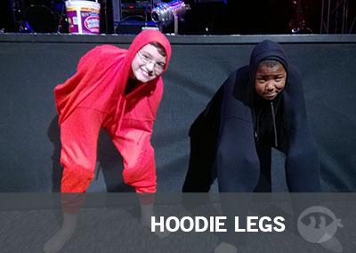 Hoodie Legs