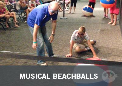Musical Beach Balls