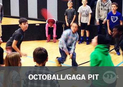 How To Build An Octoball / Gaga Pit