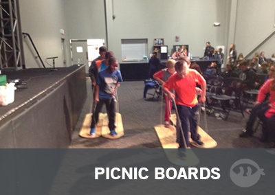 How To Build Picnic Boards