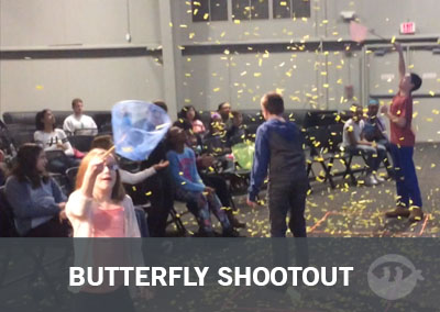 Butterfly Shootout