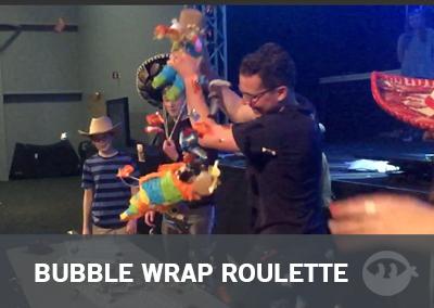 Bubble Wrap Roulette