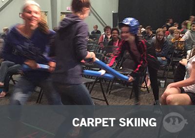 Carpet Skiing