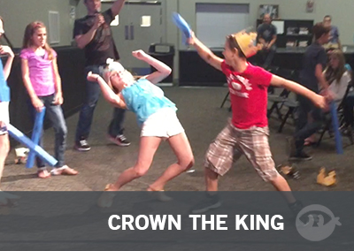 Crown The King