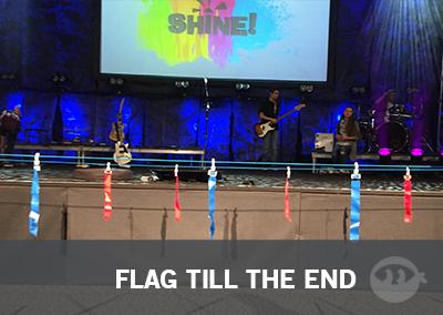 Flag Till The End