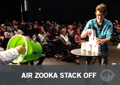 Air Zooka Stack Off