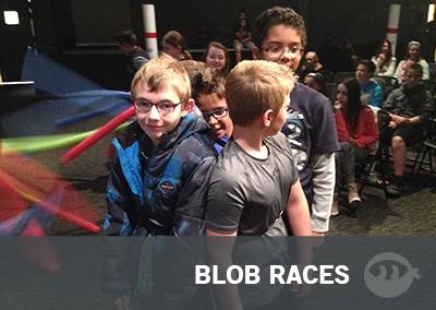 Blob Races