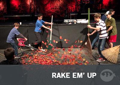 Rake Em' Up
