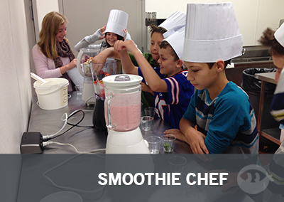 Smoothie Chef