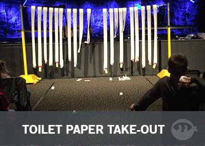 Toilet Paper Take-Out