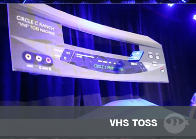 VHS Toss
