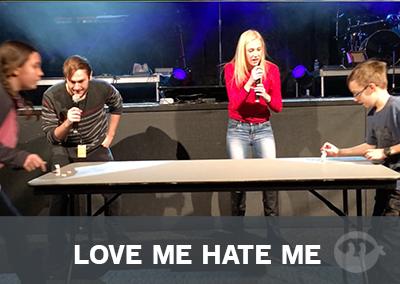 Love Me Hate Me