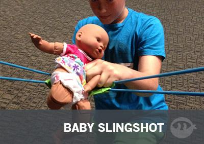 Baby Slingshot Relay