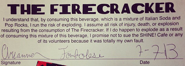 Explosive July Drink Idea For Your Cafe