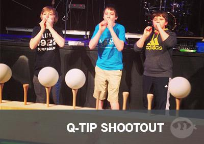 Q-Tip Shootout