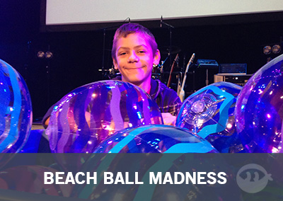 Beach Ball Madness