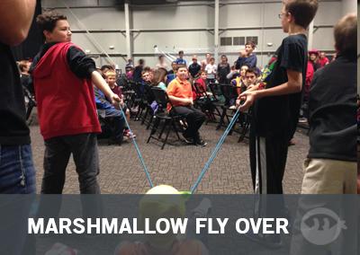 Marshmallow Flyover