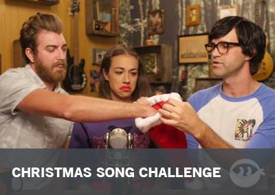 Christmas Song Challenge