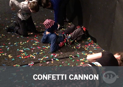 Confetti Cleanup