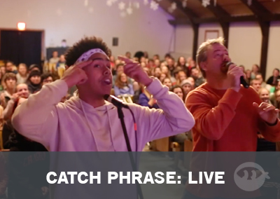 Catch Phrase: Live