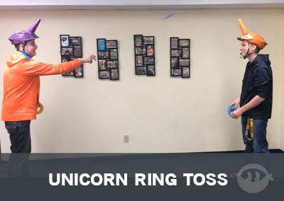 Unicorn Ring Toss