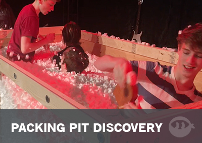 Peanut Pit Discovery