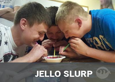 Jello Slurp