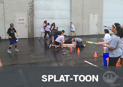 Splat-Toon