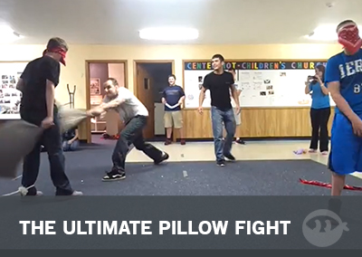 The Ultimate Pillow Fight