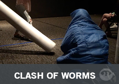 Clash of Worms